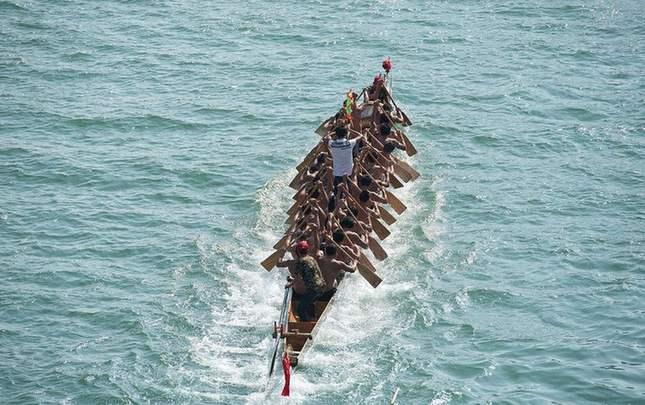 印度僑界舉辦龍舟文化節