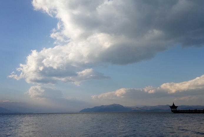 最美云南云:云之变换