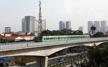 中企承建越南首條城市輕軌具備運行條件