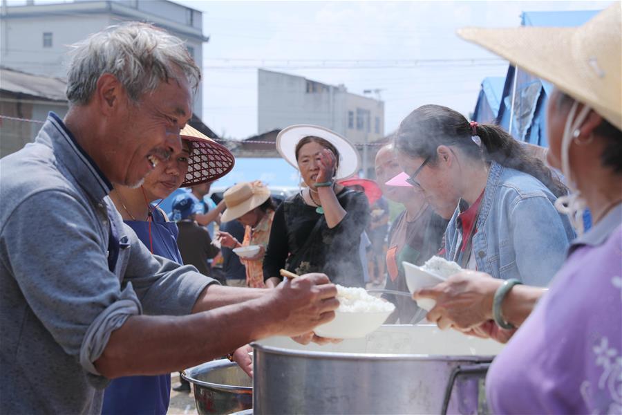 雲南通海地震:救災工作有序開展