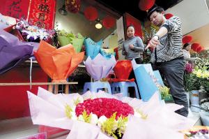 七夕出遊人均4036元 昆明人浪漫花費全國第二