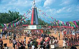 大理賓川:寶豐寺村傈僳族同胞喜迎闊時節
