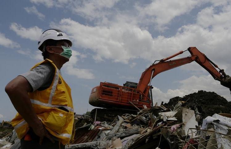 印尼將結束強震及海嘯災區搜救工作