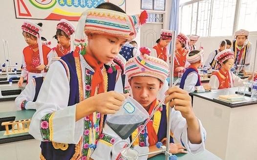 洱海保護知識進校園