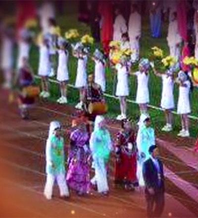 雲南省第八屆少數民族傳統體育運動會