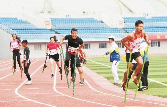 雲南省民族運動會:文山臨滄迪慶競賽成績優異