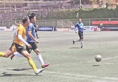 首屆雲南少數民族足球賽玉溪片區賽開賽