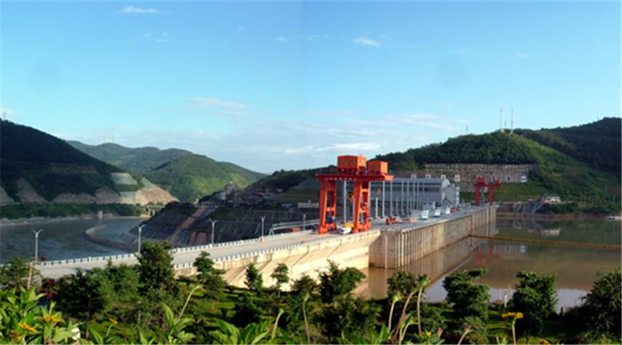 華能景洪水電站