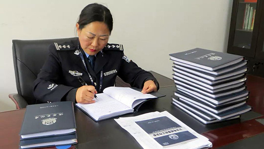 雲南監獄警察雷煜:用行動詮釋責任與擔當