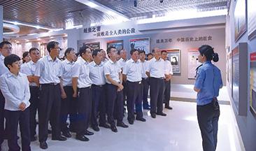 雲南陸良農村商業銀行股份有限公司赴曲靖市警示教育基地開展全員警示教育活動