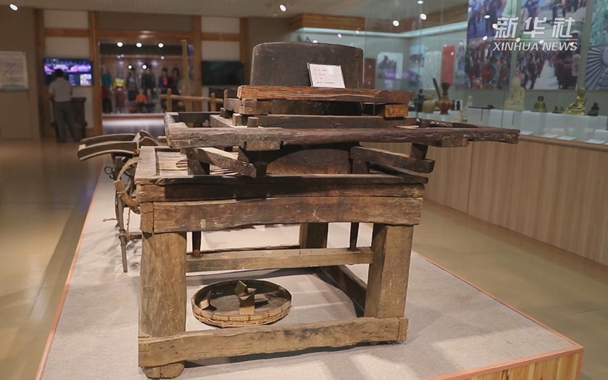 探訪中國德昂族博物館