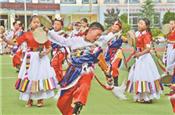 迪慶州:傳承民族文化 打造多彩校園