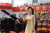 雲嶺飛歌頌中華 雲南省舉辦群眾性大型合唱展演