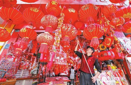 雲南省各地迎春活動豐富多彩