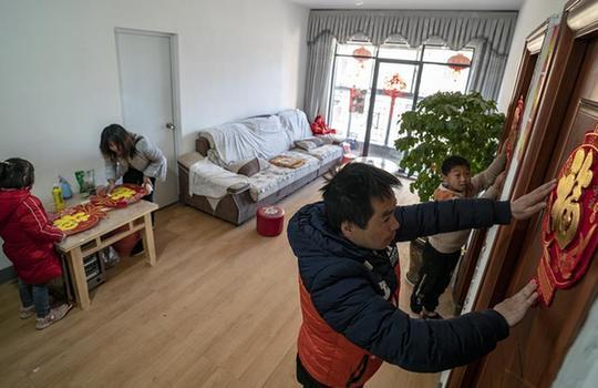 雲南會澤:易地搬遷再建一座幸福城