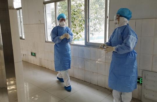 【武漢救援日記】初見患者,你們是我們的朋友