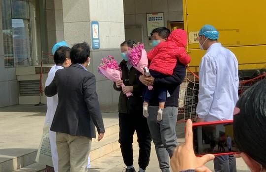雲南又一批新冠肺炎患者康復出院