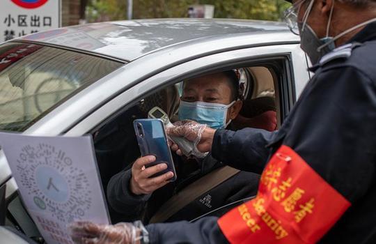 雲南:公民進出公共場所須掃碼 可對疫情追溯和監測