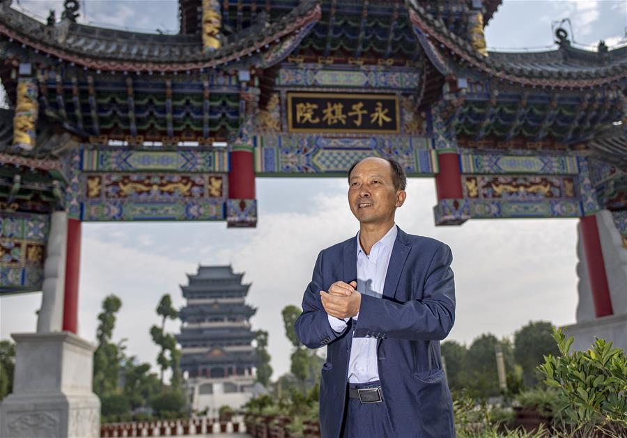 全國人大代表李國偉:推動圍棋文化走出去