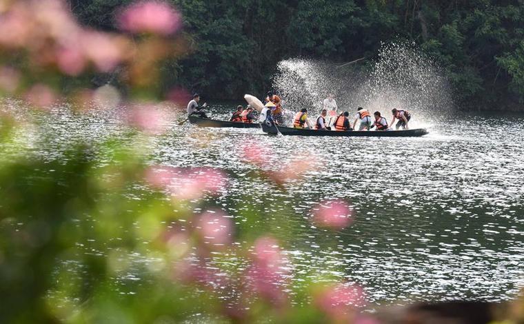 雲南丘北:鄉村旅遊助農增收