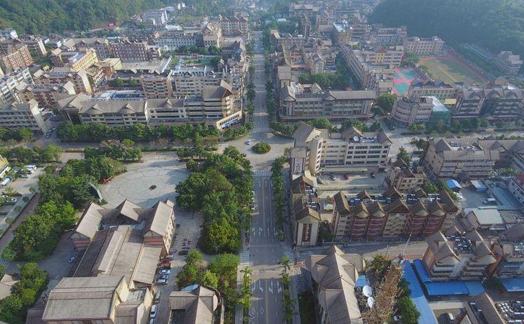 雲南西盟:傾心打造本色之城