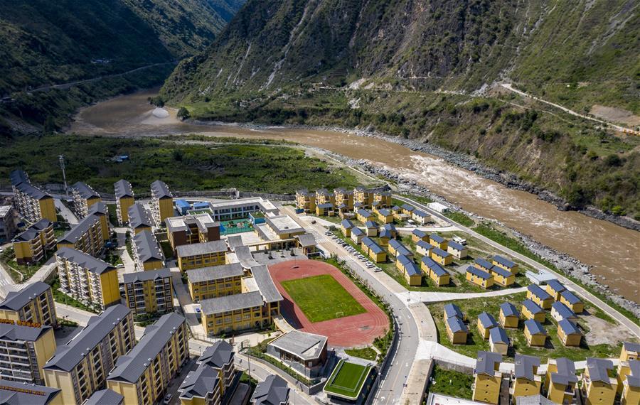 從0到1,怒江大峽谷的娃娃有了標準足球場