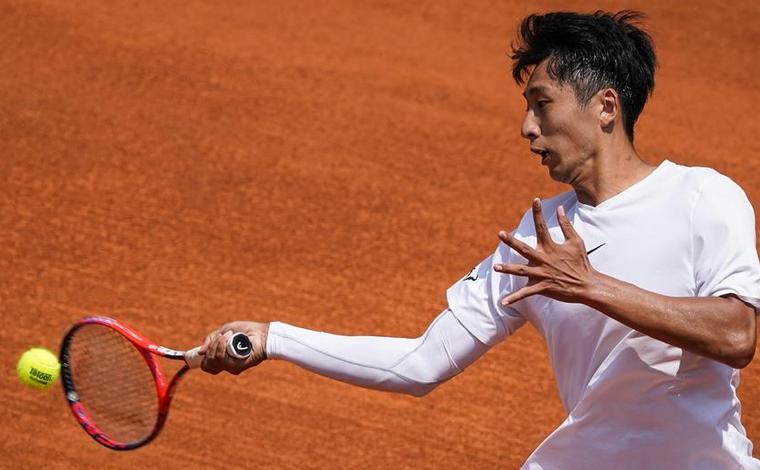 2020中國網球巡回賽安寧站:王楚涵晉級四強