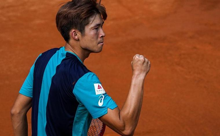 中國網球巡回賽安寧站:華潤豪晉級四強