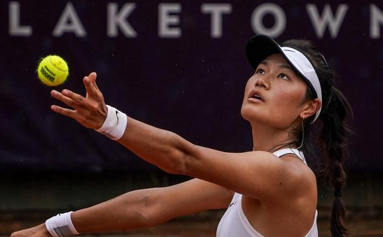 2020中國網球巡回賽安寧站:曹思齊晉級決賽
