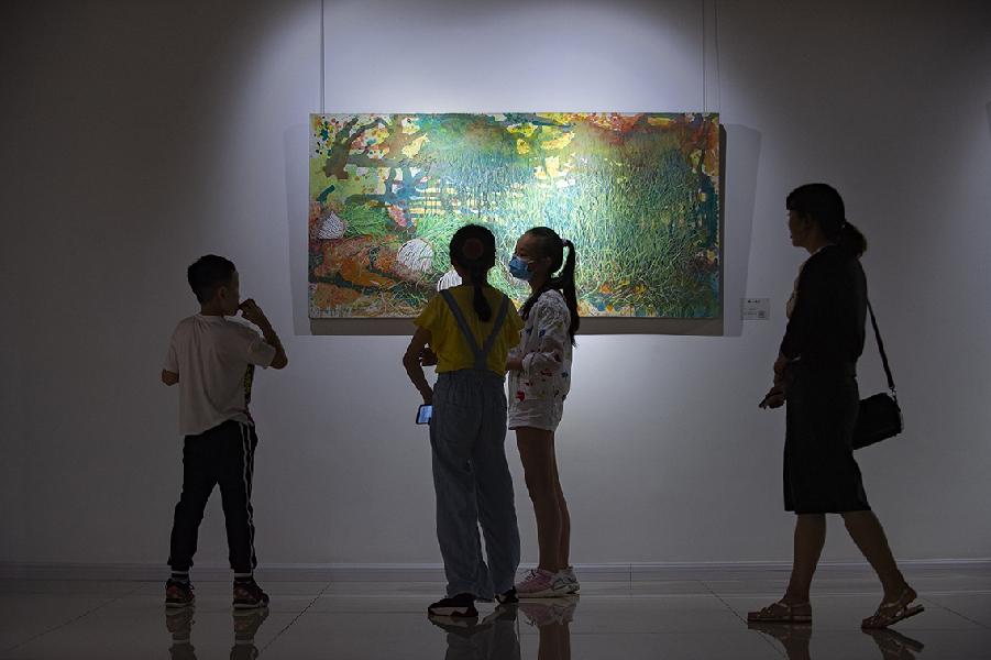 昆明市博物館舉辦《農事詩》畫冊分享會