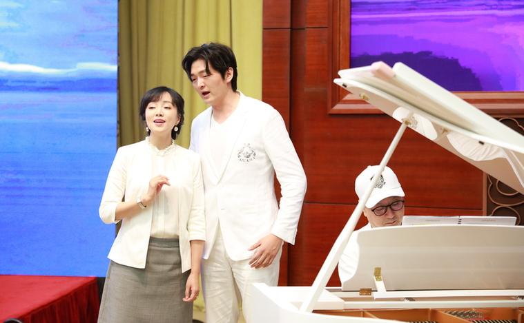 《小河淌水》歌劇版9月10日在雲南大劇院首演