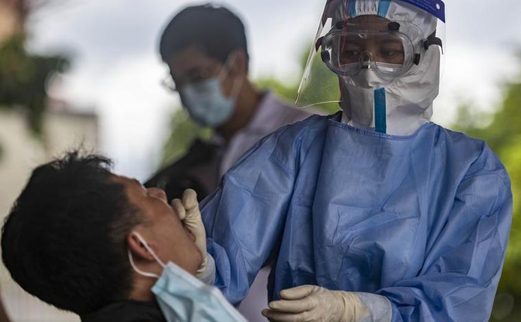 雲南瑞麗:城區全員免費開展核酸檢測