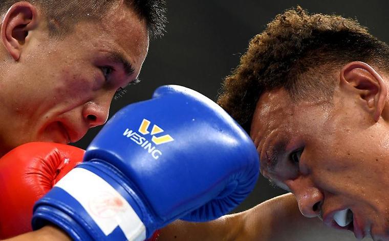 全國男子拳擊錦標賽:山俊奪得63公斤級冠軍