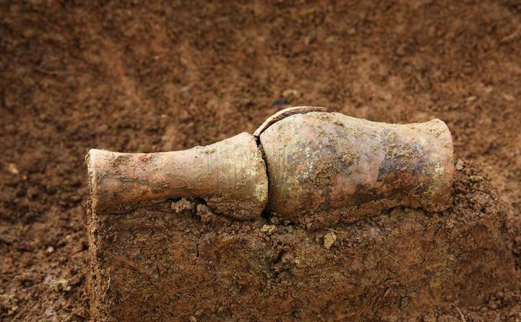 雲南一新石器時代延續到明清時期遺址發掘大量文物