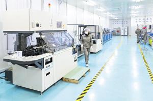 昆明高新區主導産業發展勢頭強勁