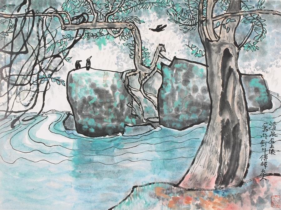 """劉傅輝1538件美術作品及文稿資料""""安家""""雲南省博物館"""