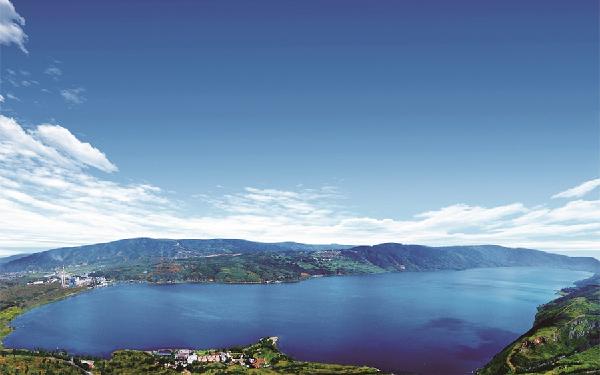 陽宗海入選昆明市2020年度市級美麗湖泊