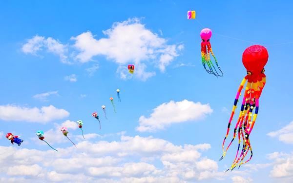 昆明陽宗海風景名勝區將于21日舉辦大眾風箏公開賽