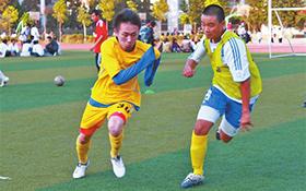 班級足球聯賽成昆五中校園體育傳統