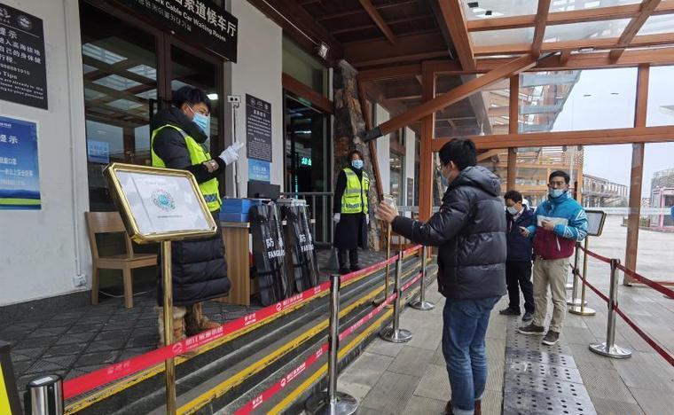 防控不放松,旅行更放心——雲南省麗江旅遊景區疫情防控見聞