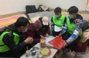 昆明:愛心志願服務進社區