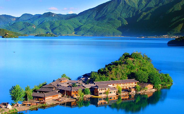世界水日 | 一起來看雲南九大高原湖泊美景