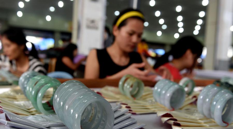 雲南瑞麗暫停珠寶交易市場及翡翠互聯網直播經營活動
