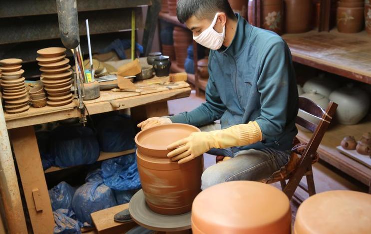 雲南建水紫陶激發産業新活力