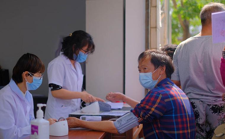 雲南蒙自:共築免疫屏障